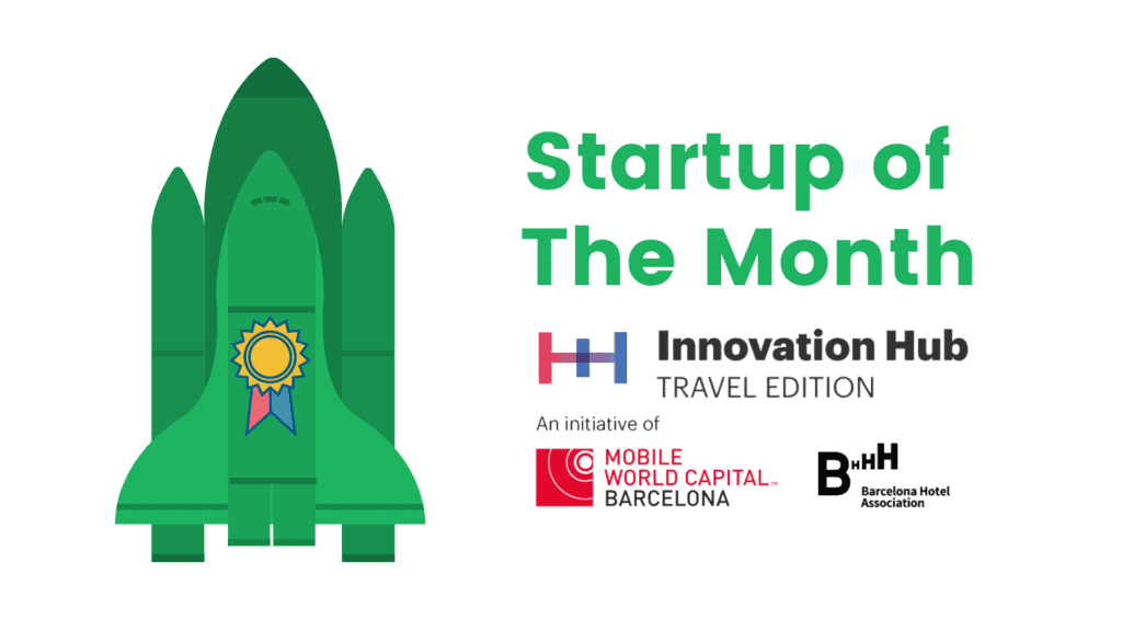 ChartOk «Startup of The Month» por el Innovation Hub Travel Edition