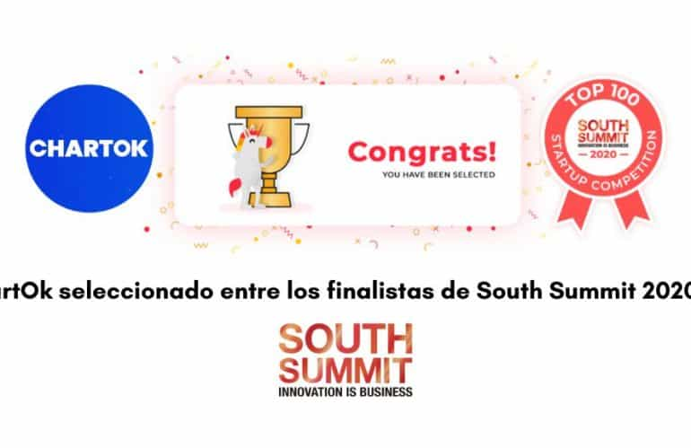 Proud finalists at the South Summit 2020 Startup Competition